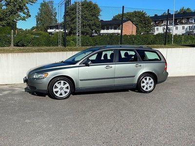begagnad Volvo V50 2,4 140hk Drag/V-hjul/LED ramp