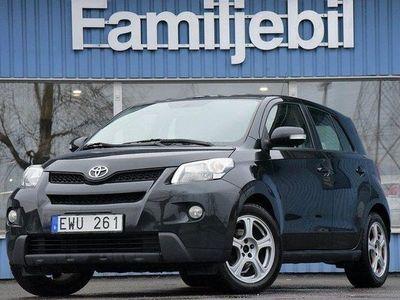 begagnad Toyota Urban Cruiser 1.33 VVT-i 6-v 2009, Halvkombi 49 700 kr