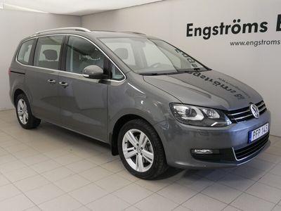 begagnad VW Sharan TDI 150Hk 4M Webasto