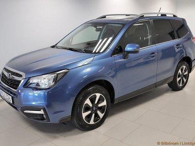 begagnad Subaru Forester 2,0D XS (Dragkrok)