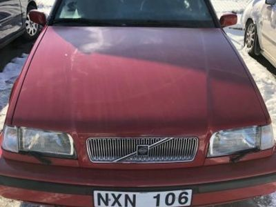 usado Volvo 460 2.0 110Hk -94