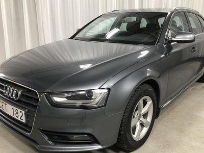 begagnad Audi A4 2.0 TDI Avant quattro 2014, Personbil 112 500 kr - 137 500 kr