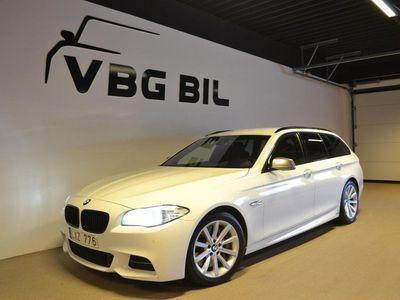 begagnad BMW M550 d xDrive Head-Up Steptronic Eu6 381hk