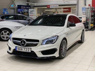 begagnad Mercedes CLA45 AMG AMG(381HK) H&K