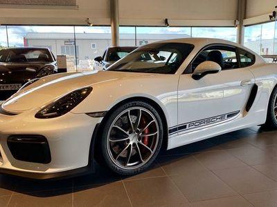 begagnad Porsche Cayman GT4 GT4