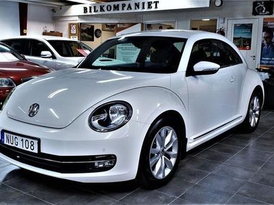 begagnad VW Beetle The1.2 TSI Comfort 105hk,Servad,Bes