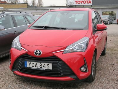 begagnad Toyota Yaris 1,5 Active (Dragkrok)