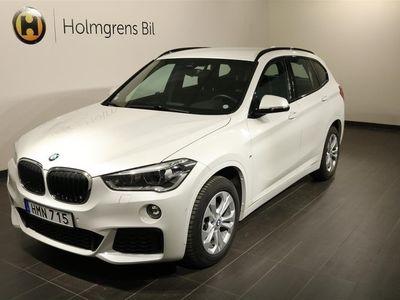begagnad BMW X1 xDrive 18d / Nav / Drag / M-sport