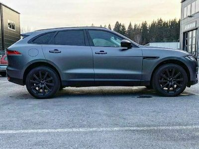 begagnad Jaguar F-Pace