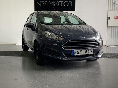used Ford Fiesta 5-dörrar.1.25 60hk LÅGMIL -13