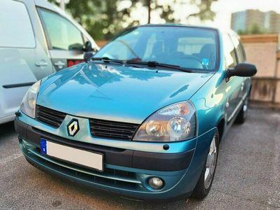 begagnad Renault Clio R.S. 5-dörra Halvkombi 1.2 Authentique