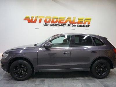 begagnad Audi Q5 2.0 TDI DPF quattro S Tronic Design,