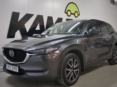 begagnad Mazda CX-5 2.2 | AWD Optimum | Drag | Navi | BOSE | M-värm | 175hk