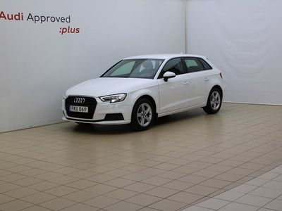 begagnad Audi A3 Sportback 1.4 TFSI 150 hk