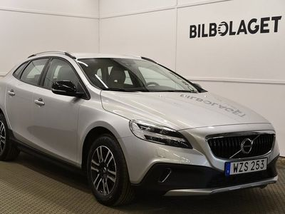 begagnad Volvo V40 CC D3 Business Adv. Navi Backkamera VOC