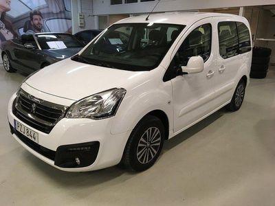 begagnad Peugeot Partner Tepee 1.6 BlueHDi 99hk Autom