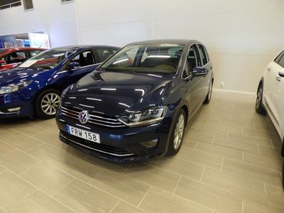 begagnad VW Golf Sportsvan 1.4 TSI Highline Plus Euro 6 150hk