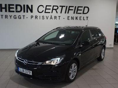 begagnad Opel Astra SPORTS TOURER 1.4 125hk Manuell Enjoy