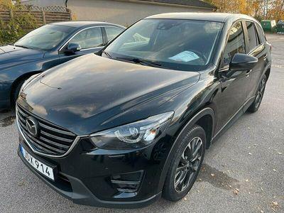 begagnad Mazda CX-5 2.2 SKYACTIV-D AWD Automat Euro 6 175hk Optimum