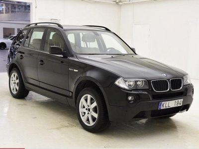 begagnad BMW X3 2.0 177h