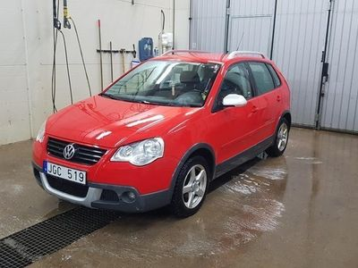 begagnad VW Polo Cross