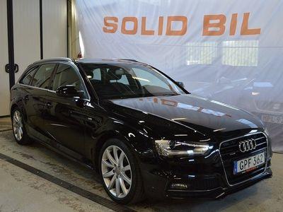used Audi A4 2.0 TDI Q/S-tronic/Alpine/Sport Plus/Eu6 190hk