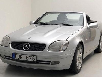begagnad Mercedes SLK200 R170