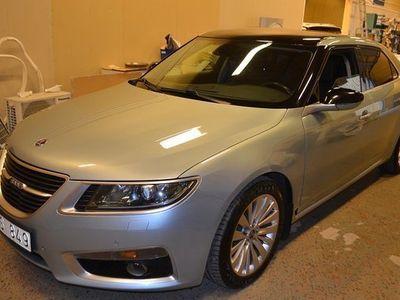 begagnad Saab 9-5 AERO Turbo6 XWD 2.8T V6 Automat Läder 2010, Sedan 169 000 kr