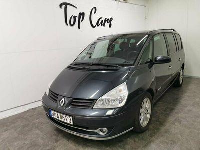begagnad Renault Grand Espace 2.0 dCi Auto 7-sits/1 år
