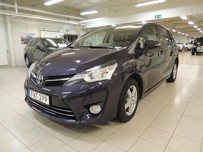 begagnad Toyota Verso 1.8 Euro 6 7-sits 147hk
