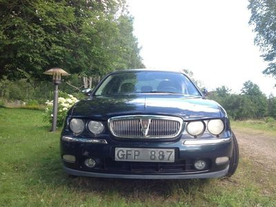begagnad Rover 75 2.0 V6
