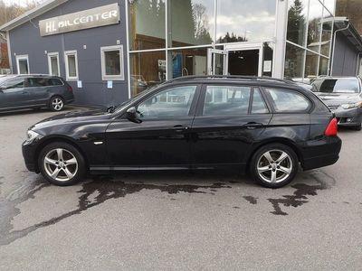 begagnad BMW 316 i Touring Comfort DRAG/PDC Sv-Såld