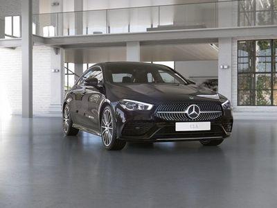 begagnad Mercedes CLA250 Hybrid SE Edition Privatleasing