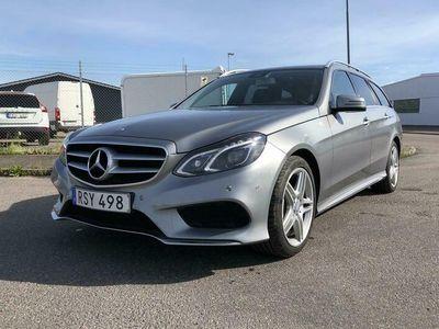 begagnad Mercedes E250 E-KlassBlueTEC Kombi 4MATIC S212 AMG-Sport