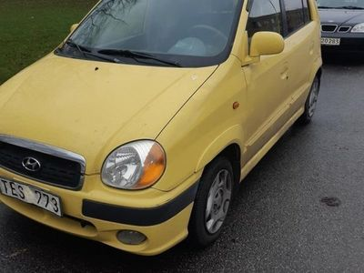 begagnad Hyundai Atos Prime 1.0