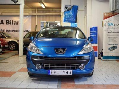begagnad Peugeot 207 CC 1.6 VTi Sport Lågmilare