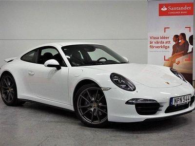 begagnad Porsche 911 Carrera 4 991 PDK 350 HK Sportavg -15