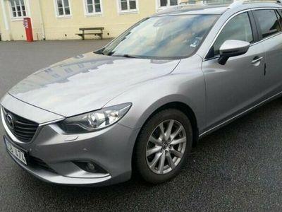 begagnad Mazda 6 6 WAGON, 2.0 165 H