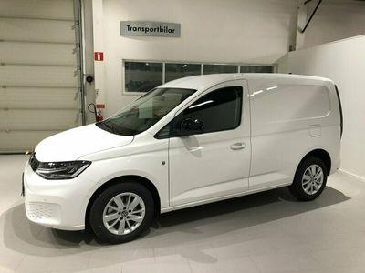 begagnad VW Caddy Cargo 2.0 TDI