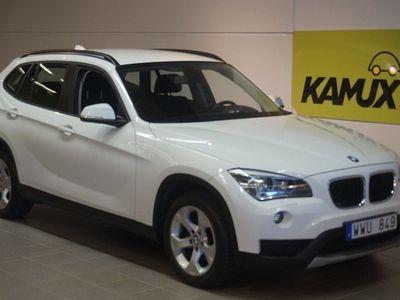 begagnad BMW X1 2.0 184hk x-drive -14