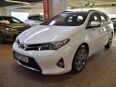 begagnad Toyota Auris Touring Sports 1.4 D-4D -15