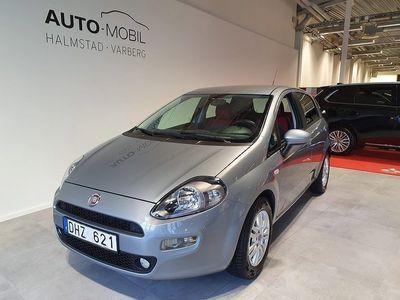 begagnad Fiat Punto 5-dörrar 1.2 Easy 69hk