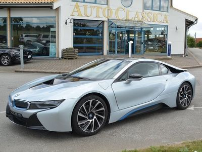 usata BMW i8 -14