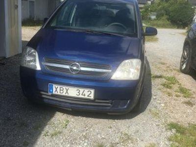begagnad Opel Meriva 1,6 -05