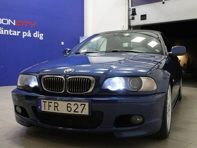 begagnad BMW 330 Cabriolet Ci Ci Convertible Automat M Sport 231hk