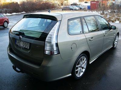 begagnad Saab 9-3 1,8t / Vector / PDC / Drag