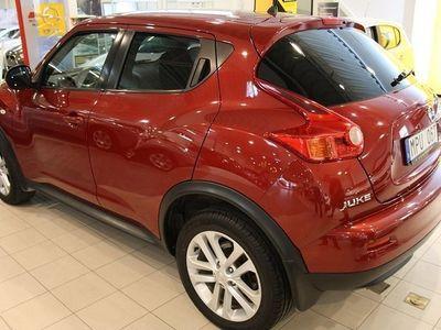 begagnad Nissan Juke 1.6 DIG-T (190hk) -11