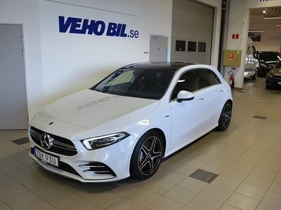begagnad Mercedes A35 AMG AMG4MATIC/Automat/Panoram -19