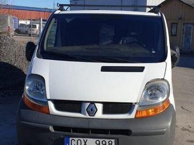 begagnad Renault Trafic Minibuss 1.9 dCi 101hk