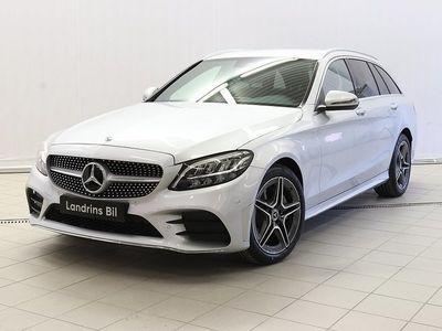 begagnad Mercedes C200 d Kombi Automat Fleet